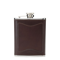 Leather Flask by Filson at Gilt