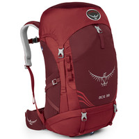 Osprey Packs Ace 38 Backpack - Kids' - 2319cu in Paprika Red, One