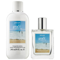 Sephora: philosophy : Pure Grace Summer Surf Gift Set : perfume-gift-sets