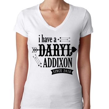 The Walking Dead - I Have a Daryl Addixon Since 2010 T-Shirt