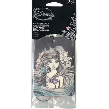 Disney The Little Mermaid Ariel Air Freshener 2 Pack