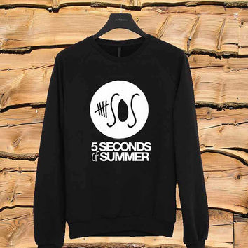 5SOS sweater Sweatshirt Crewneck Men or Women Unisex Size