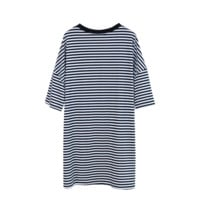 Stripe Oversized T-Shirt