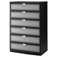 HOPEN 6-drawer chest   - IKEA