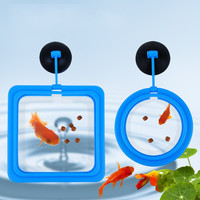 Feed Floating Everywhere Fish Food Ring Aquarium Fish Tank Mariculture Fishes Feeder Perfect
