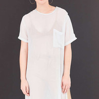 Silence + Noise Cyra Maxi Tee - Urban Outfitters