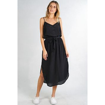It's A Simple Life Midi Dress