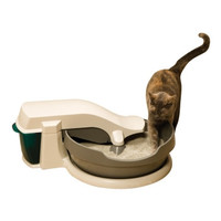 PetSafe Simply Clean Continuous Clean Litter Box