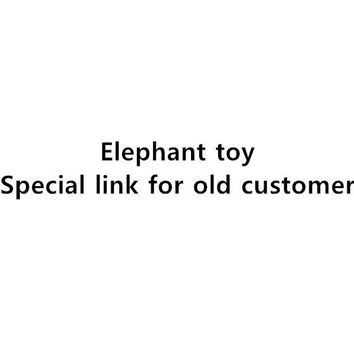 Plush Elephant Toy Music Animal Doll Kids Baby Children Cute Gift