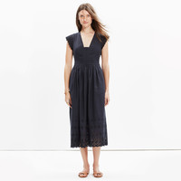 EYELET NIGHTBREEZE DRESS