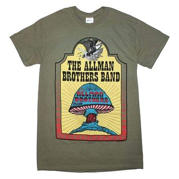 The Allman Brothers Hell Yeah T-Shirt