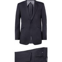 Kilgour - Navy Wool Suit | MR PORTER