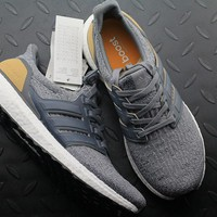 Adidas Boost UB 3.5 Performance Ultra Boost 3.0 Ltd Mid Grey Women Men Fashion Trending Running Sneakers 2018