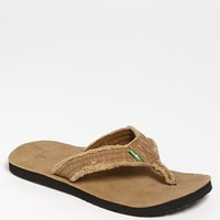 Men's Sanuk 'Fraid Not' Flip Flop