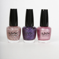 Nail Polish Pack - Glamour - One
