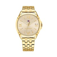 Tommy Hilfiger  Women Yellow Watches