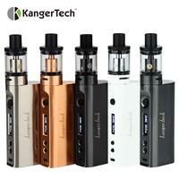 Original Kanger Subox Mini-C Starter Kit 50W with Protank 5 Atomizer & KBOX Mini-C Box Mod Vaporizer Compatible with SSOCC Coil