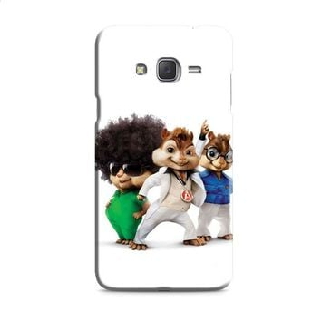 Alvin And The Chipmunks The Road Chip Movies 70s Samsung Galaxy J7 2015 | J7 2016 | J7 2017 Case