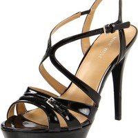 Nine West Women's Bitten Platform Sandal