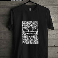adidas logo 17 T-SHIRT FOR MAN SHIRT,WOMEN SHIRT **