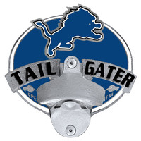 Detroit Lions Tailgater Hitch Cover Class III