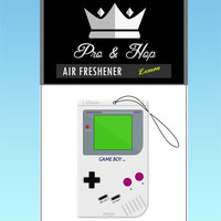 PRO AND HOP AIR FRESHENER THE ORIGINAL GAME