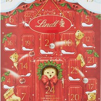 LINDT - Lindt adorable bear advent calendar 250g | Selfridges.com