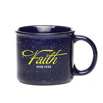 Faith Over Fear (Mug)