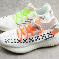 Adidas Yeezy By Kanye West 350 V2  Running Sneaker