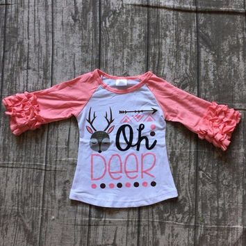 baby girls Christmas Fall winter baby girls clothes girls oh dee 02f7559db