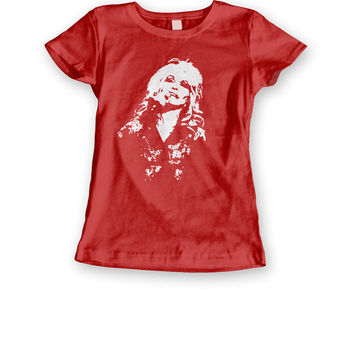 Dolly Parton women's fit shirt - 3 colour options