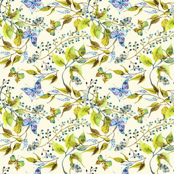 Natural Disposition Removable Wallpaper