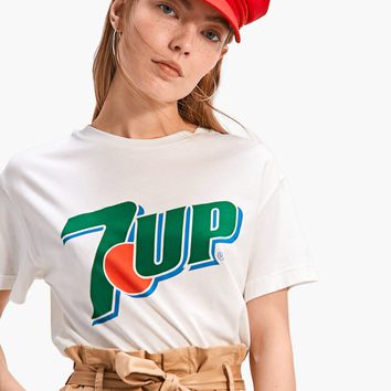 Pepsi Cola Tee - T-shirts | Stradivarius United Kingdom