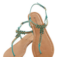 ModCloth Luxe Resort to Runway Sandal