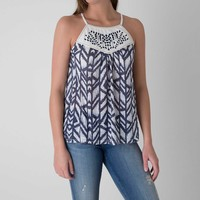 Jolt Embroidered Tank Top