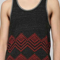 BDG Geo Stripe Tank Top-
