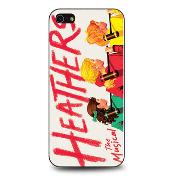 HEATHERS BROADWAY MUSICAL ART iPhone 5 | 5S Case