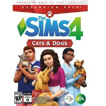 The Sims 4 Cats N Dogs Pc