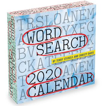 Word Search Daily Page Desktop