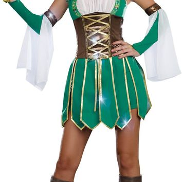Warrior Elf Small Halloween Costume