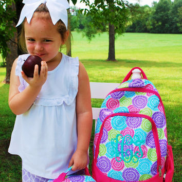 SALE!!! Backpack and Lunch Box Combo