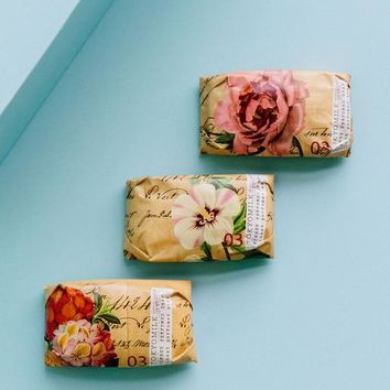 Botanica Mini Soap Collection No. 3