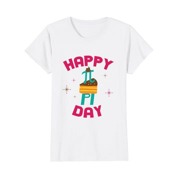 Pi Day 2018 Funny Pie Style T-shirt for Math Geeks Majors