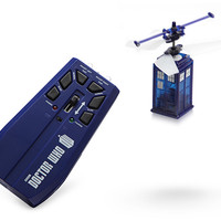 Doctor Who R/C Flying TARDIS