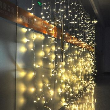 Outdoor Fairy light String Christmas Wedding Party
