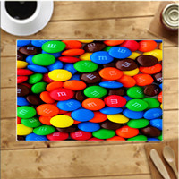 M&M'S Candies Placemats