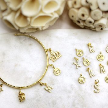 Best Zodiac Charm Bracelet Products on Wanelo c5d34ea85
