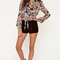 Kirra Immortelle Long Sleeve Shirt at PacSun.com