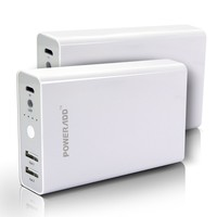 Poweradd™ Pilot X3 10400mAh Portable Charger External Battery Power Bank for iPhone 6 Plus 5S 5C 5 4S, iPad Air 2 Mini 3, iPod(Apple Adapters Not Included), Samsung Galaxy S6 S5 S4 Note 4 3, LG G3, Nexus, HTC One M9, Sony, Nokia More other Phones and Table