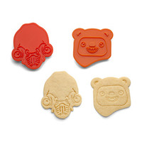 Star Wars Rebel Friends Endor Cookie Cutters - 2 pack